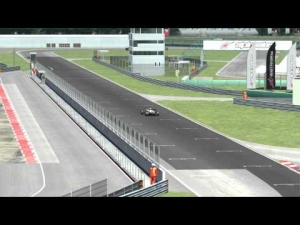 Formula Abarth - Magione World Record 1:07:178 (2014.06.30) +setup