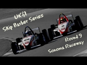 iRacing UK&I SKIP BARBER S2 2014 ROUND 9 FROM SONOMA