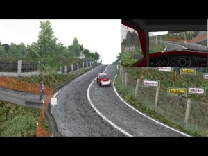Richard Burns Rally RSRBR 2014 New Stage Aragona New Car Mini Cooper S