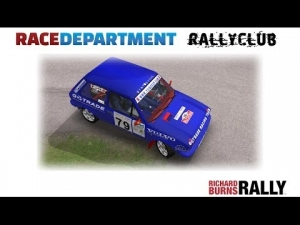 Richard Burns Rally RaceDepartment Rally Club. Yugo, I go, We all go East. Promo