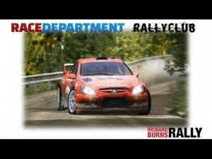 Richard Burns Rally RaceDepartment Rally Club Save the Whale Promo
