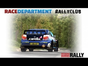 Richard Burns Rally RaceDepartment Rally Club Something that begins with S Promo