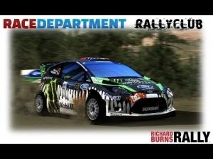 Richard Burns Rally RaceDepartment Rally Club X-Games Euro Tour Promo.