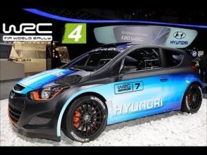 WRC4 - Hyundai i20 WRC @ Rally Argentina - Agua de Oro