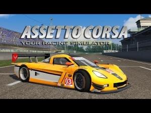 Assetto Corsa [HD+] ★ 2014 Corvette Daytona Prototype BETA V0.1.4 @ Newbury 2006
