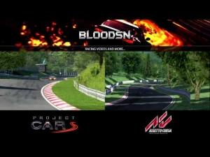 Project Cars vs Assetto Corsa | Nordschleife comparison