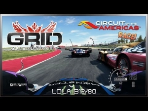 GRID Autosport - Endurance GT Ultimate (Race) @ Circuit of The Americas