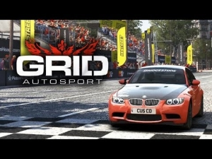 GRiD Autosport [HD+] ★ Global Challenge Time Trail ★ BMW M3 E92 ★ Paris - Pont de L'Alma