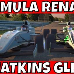 iRacing BSR Formula Renault at Watkins Glen - Race 1