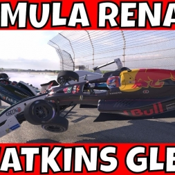 iRacing BSR Formula Renault at Watkins Glen - Race 2