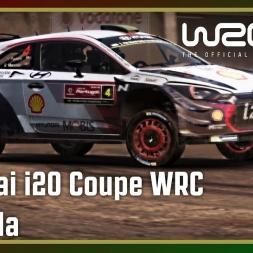 WRC 7 - Hyundai i20 Coupe WRC - Portugal - Lousada