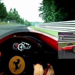 AC - Nordschleife - Ferrari 312/67 - Online track day