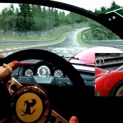 AC - Nordschleife - Ferrari 330/P4 - Online track day