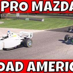 iRacing Pro Mazda at Road America #1