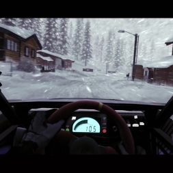 [DIRT3: Complete Edition] - Toyota Tacoma - Snow Trailbrazer - Logitech G27 - FHD@60