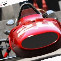 Assetto Corsa Ferrari 312 F1 '67 70ᵗʰ Anniversary Celebration Pack
