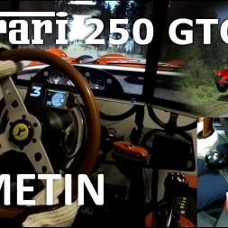 Driving a $50 million car through Semetin, Ferrari 250 GTO - Assetto Corsa