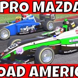 iRacing Star Mazda at Road America #2