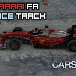 Project Cars 2 - AN F1 CAR ON ICE - Mercedes Ice Track is SLIDEY SLIDEY!!