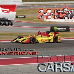 Project Cars 2 * Indycar * Circuit of the Americans [hotlap]