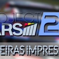 PROJECT CARS 2: PRIMEIRAS IMPRESSÕES