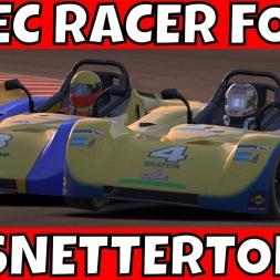 iRacing SRF at Snetterton 200