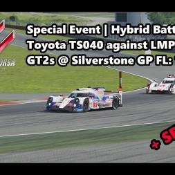 Assetto Corsa   Special Event Hybrid Battle   Toyota TS040 @ Silverstone GP FL: 1:47:956 min