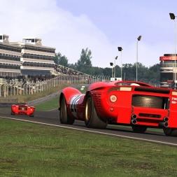 Assetto Corsa Challenges (4K) A Perfect Curve - Golden Glory - Ferrari 330 P4 (Replay)