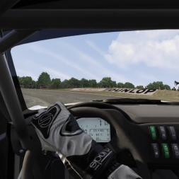 Assetto Corsa First Laps at Donington 1938 BMW Zed4