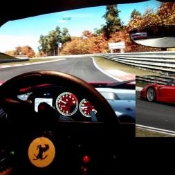 pCARS2 - Nordschleife - Ferrari Enzo - Track day