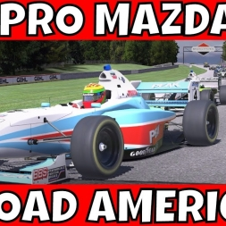 iRacing Pro Mazda at Road America #3