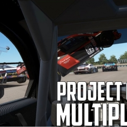 WHAT A S**T SHOW - First Project Cars 2 Multiplayer Experience - Oculus Rift Gameplay