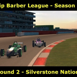iRacing - Skip Barber UK and I League @ Silverstone National