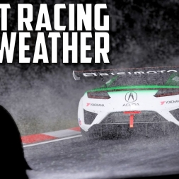 IMMERSIVE EXPERIENCE - Night Racing and Bad Weather - Project Cars 2 Oculus Rift gameplay
