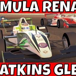 iRacing Formula Renault 2.0 at Watkins Glen S4 2017 #4