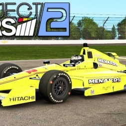 Project CARS 2 - Chevrolet Dallara Indycar at Indianapolis (PT-BR)