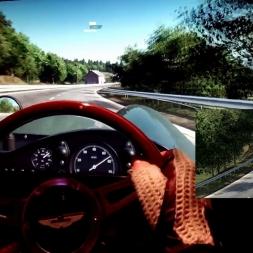 pC2 - Spa historic - Aston Martin DBR1 - 100% AI race