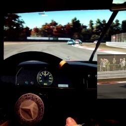 pC2 - Zolder - Mercedes Benz DTM 1991 - DTM ACE AI race