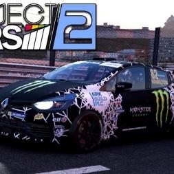 Project CARS 2 - Renault Clio Cupat Azure Circuit (PT-BR)