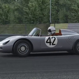 Slow But Sublime - Porsche 718 Spyder at Nürburgring (Assetto Corsa)