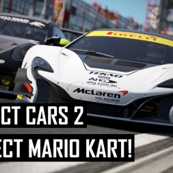 Project Cars 2 : Mclaren 650s GT3 @ Spa [ONLINE]