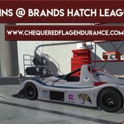 Rfactor2 Brands Hatch GP 30 mins league race