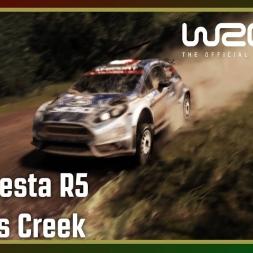 WRC 7 - Ford Fiesta R5 - Australia - Baker's Creek