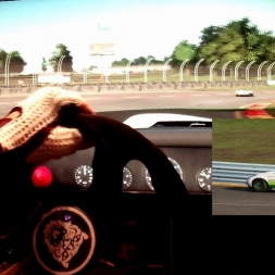 PC2 - Watkins Glen - Jaguar E-Type V12 Group 44 - ACE AI race