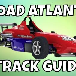 iRacing Skip Barber Track Guide - Road Atlanta S4 2017