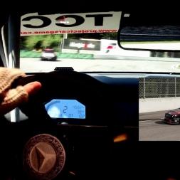 pC2 - Monza Junior - Mercedes BTCC - 1st ever online race