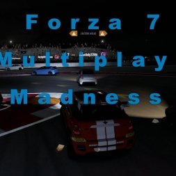 Forza 7 Multiplayer Madness