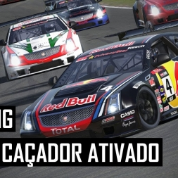 iRacing : Cadillac CTS-V @ Spa Francochamps [ONLINE] [PT-BR] [HD]