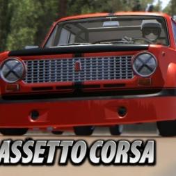 Soviet Hypercar Racing - Assetto Corsa