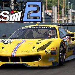 Project CARS 2 - Ferrari 488 GT3 - Multiplayer (PT-BR)